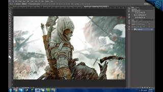 Assassin's Creed 3 Wallpaper Speedart