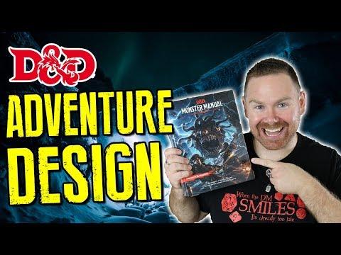 D&D Adventure Design   Modulating Tension