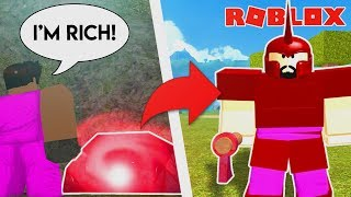 Roblox Booga Booga: HOW TO GET ANDURITE & FIREHIDE EASY [ Best armor ]