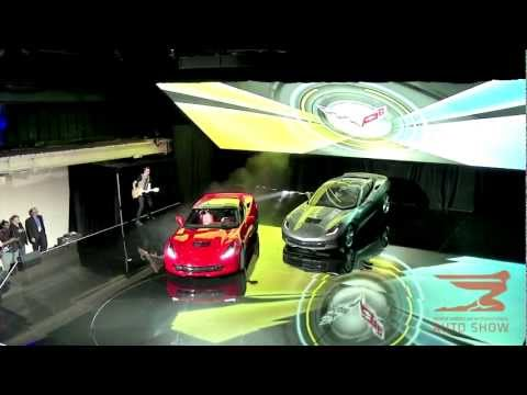 Hottest Reveals from the 2013 North American International Auto Show