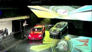 Video Hottest Reveals from the 2013 North American International Auto Show download MP3, 3GP, MP4, WEBM, AVI, FLV Agustus 2018