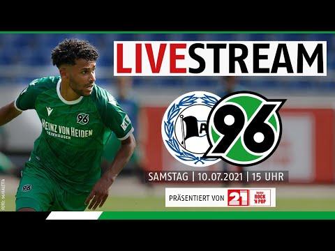 RE-LIVE: Arminia Bielefeld vs. Hannover 96   Saisonvorbereit