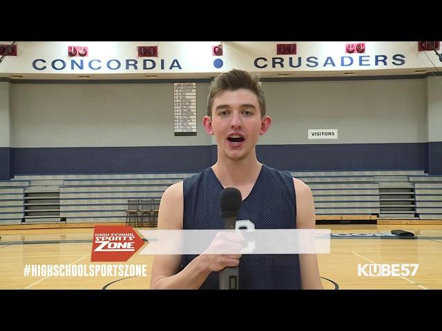 Xfinity Scholar Athlete - HSSZ Episode 2-2-19