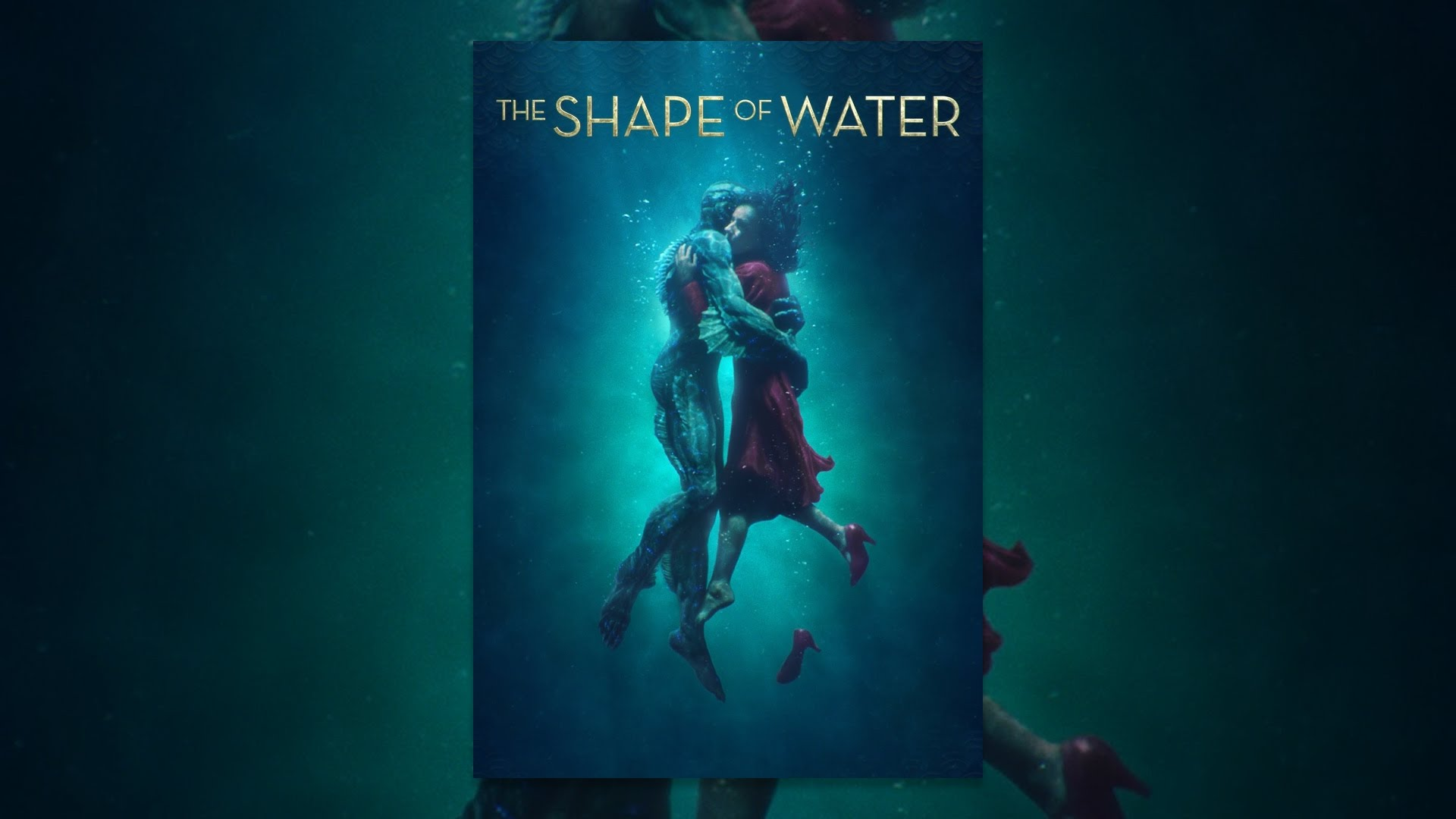 Image result for the shape of water youtube