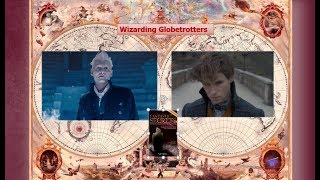 Will Newt and Team Visit Five Continents in the Five Films of Fantastic Beasts?