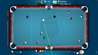 [Y8 Hot Game] Pool Live Pro Multiplayer (Play with My Friend on World) -  My Gameplay Video P15