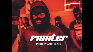 "(FREE) "" F i g h t e r "" - Dope Hard Trap Aggressive Hip Hop Beat Instrumental ( Prod Azof Beats )"