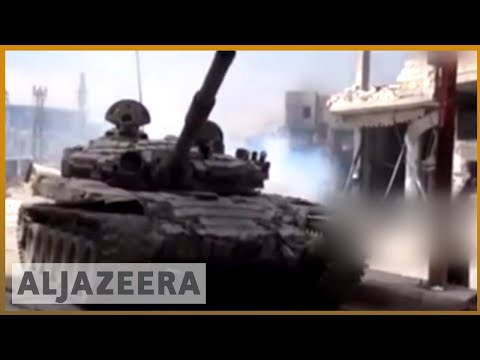 🇸🇾 Syrian opposition: UN 'responsible' for silence over Ghouta | Al Jazeera English