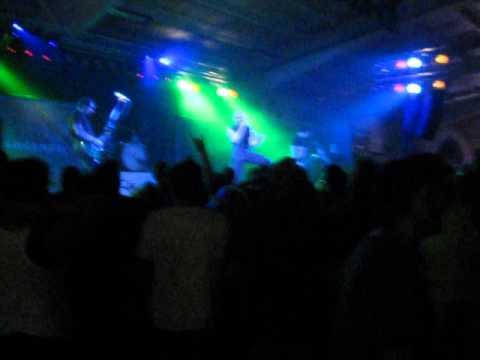 Red - Already Over LIVE @ Rhinelander Ice Arena 9-19-09