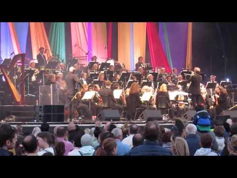 RTÉ Concert Orchestra - Fanfare For The Common Man.
