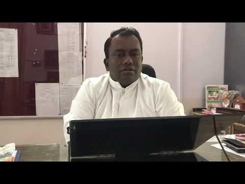 Father Praveen, Principle of St. Aloysius School, Bangarmau, Unnao