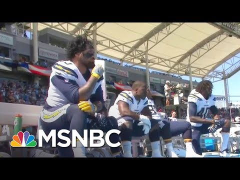 Download Youtube: President Donald Trump Escalates War With NFL Over National Anthem Protests | MTP Daily | MSNBC