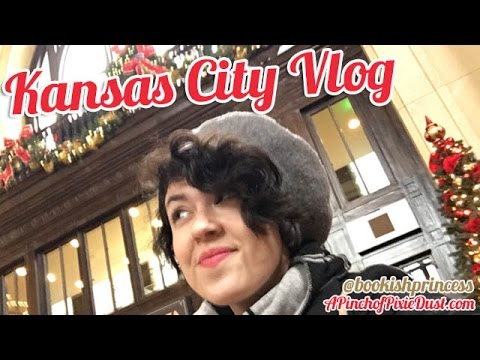 Kansas City Travel Vlog | BookishPrincess