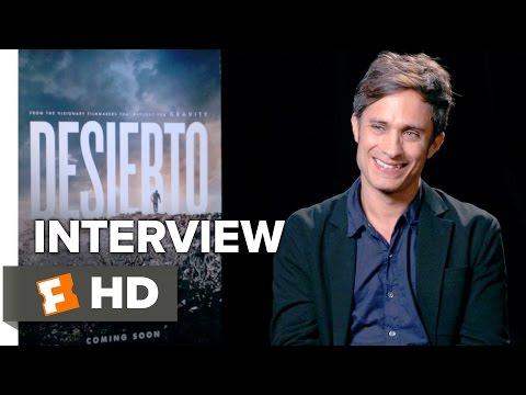 Desierto Interview - Gael García Bernal (2016) - Thriller