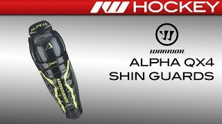 Warrior Alpha QX4 Shin Guard Review