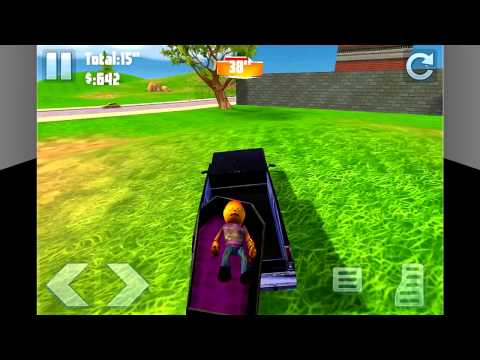 Hearse Driver 3D iOS Trailer - Sakis25 Games
