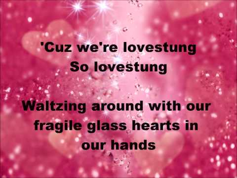 Lovestung by Marie Hines - Lyric Video