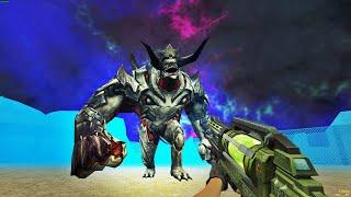 Counter-Strike: Boss Mod - [Oberon-Scorpion-Teddy] (Boss Fight)