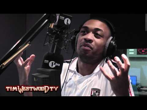 Wiley on MOBO's, Publishers & Kano interview - Westwood