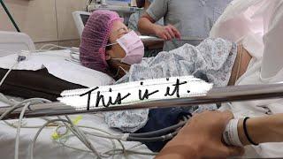 BIRTH VLOG:  Finally meeting my baby 👶🏻  | Kryz Uy