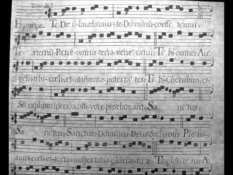 Te Deum - Simplex - Gregorian Chant