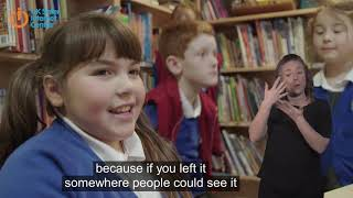 BSL - SID TV 2019: Data Detective - film for 7-11 year olds