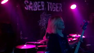 SABER TIGER (heavy metal, Japonija) https://www.facebook.com/sabert...