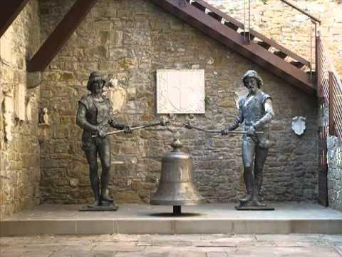 Le Campane Di San Giusto.Caruso La Campana Di San Giusto The Bells Of San Giusto