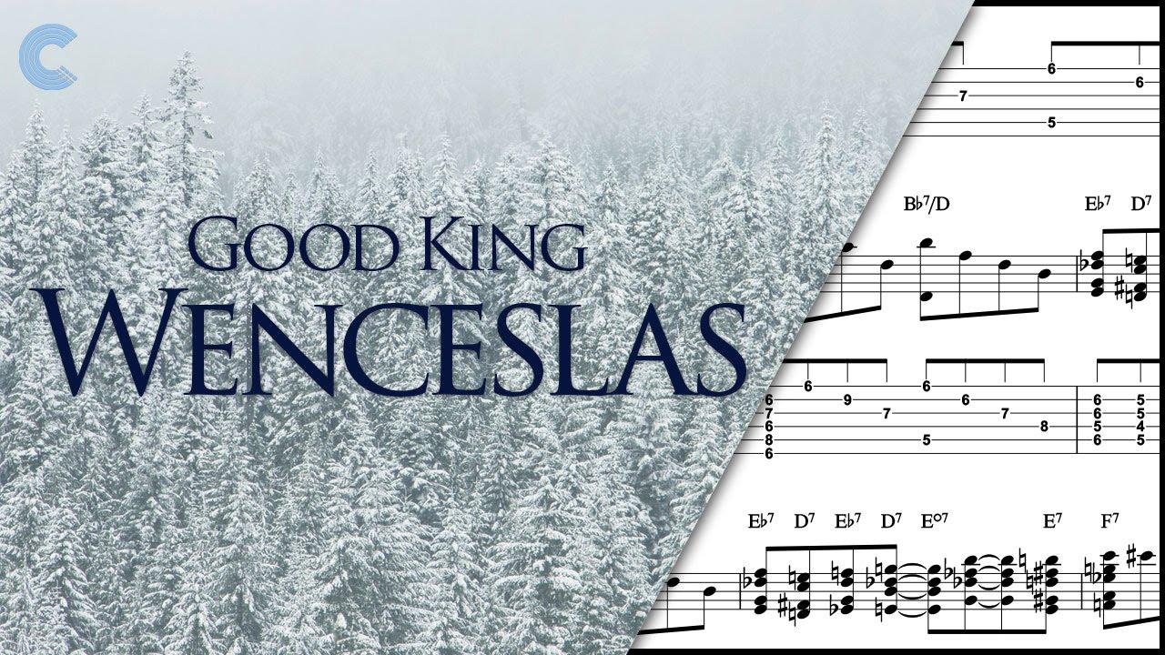 Tenor Sax - Good King Wenceslas - Christmas Carol - Sheet Music ...