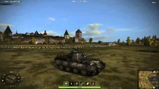 Мир танков Ремоделинг Panther II / World of Tanks Remodel