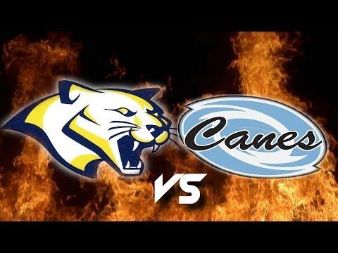 TSCougars VS. Huntingtown Hurricanes 0-18
