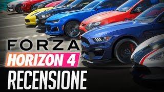 FORZA HORIZON 4: recensione del fantastico racing per Xbox e PC