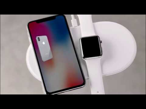 Apple reveals AirPower
