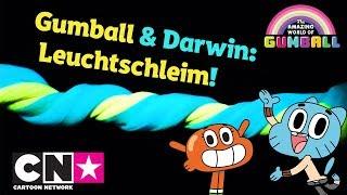 Die fantastische Welt von Gumball | Gumball & Darwin: Leuchtschleim! | Cartoon Network