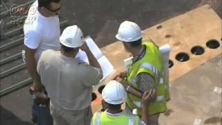 ワールドトレードセンター跡地の再建工事(2)(アメリカ ニューヨーク)