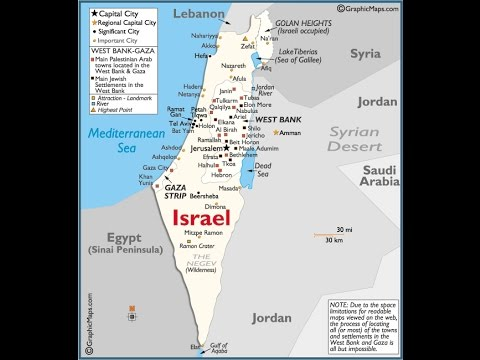 """Palestine"" is a Lie.  Facts & History on Re-Birth of Israel.  [Mirrored]"