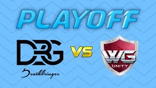 🔴 LIVE WG.Unity vs DBG Bo3 ANGGAME China vs SEA #3 2019 - Playoff Lower Bracket