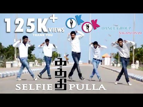 kaththi selfie pulla video - fan made