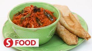 Retro Recipe: Onion curry