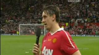 Manchester United 1-2 Juventus MOTD Full Highlights HD 24/05/2011 Gary Neville Testimonal
