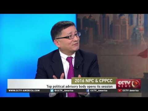 China expert Cheng Li of Brookings on CPPCC agenda