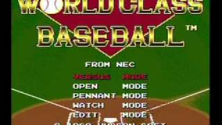 Classic Video Game Home Run Derby