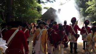 osv redcoats and rebels street skirmish