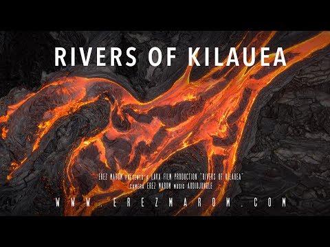 Rivers of Kilauea