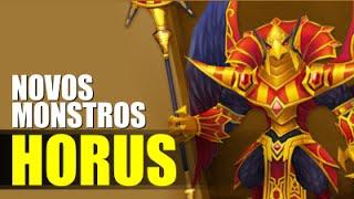 summoners war br horus novos monstros 3 4