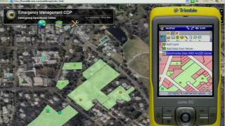 Mobile GIS Aids Search Operations in Australia
