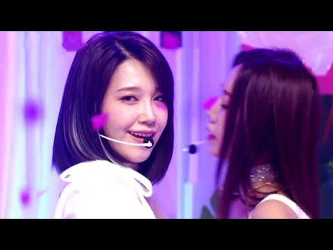 에이핑크(Apink) - %%(응응/Eung Eung) 교차편집(stage mix)