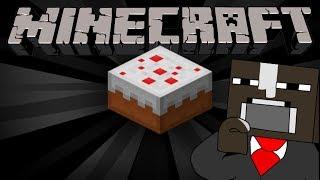 Minecraft Short - Suspicious Cake