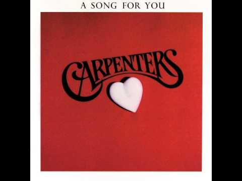 CARPENTERS - A Song For You (House Of Goofus/THG/BBC edit)
