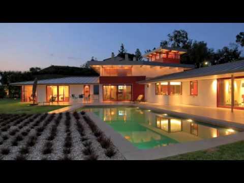 Striking Contemporary Architecture in Los Angeles, California
